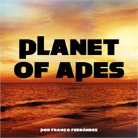 Sample image of Planet of Apes font by FZ
