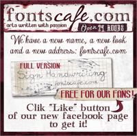 Sample image of sign-handwritng_demo-version font by FontsCafe