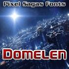 Image for Domelen font