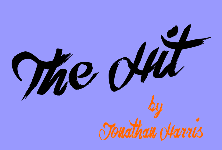The Hit font by Jonathan S. Harris