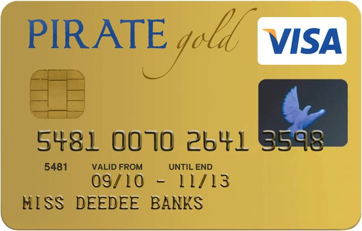 Image for Credit Card font