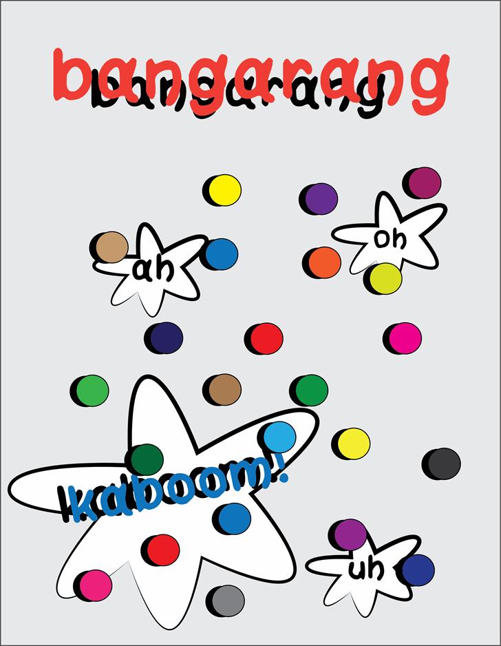 bangarang font by Cé - al