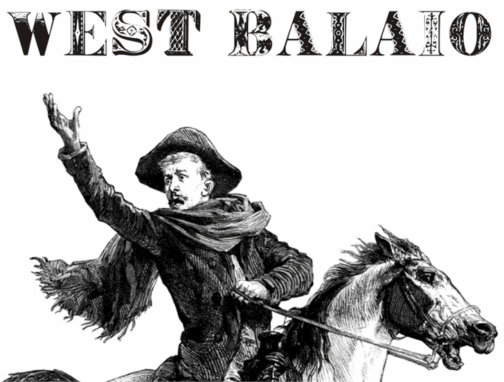 Image for WestBalaio font
