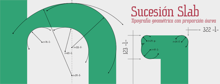 Image for Sucesion Slab font