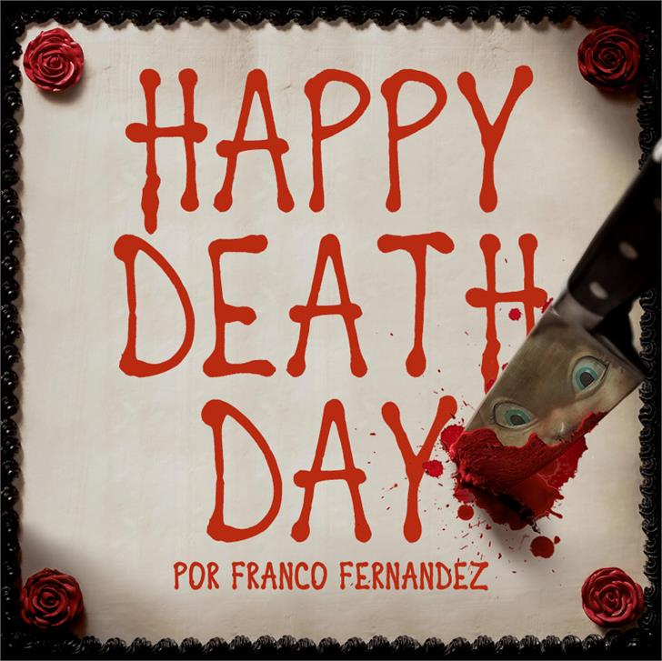 Image for Happy Death Day font