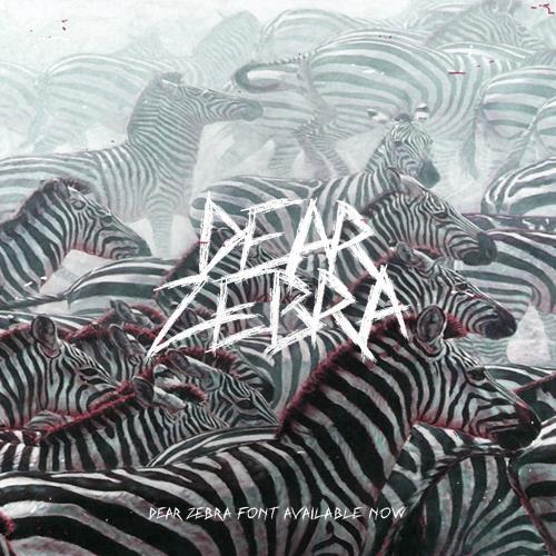 Image for Dear Zebra font