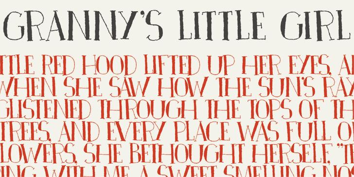 Image for DK Pinkus font