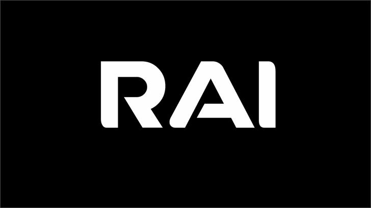 Image for RaiLowercase font