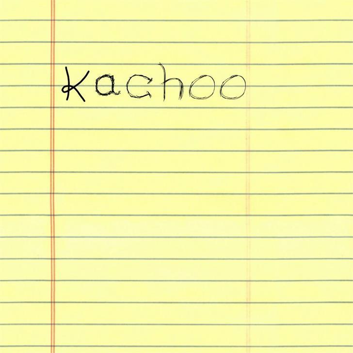 Image for Kachoo font