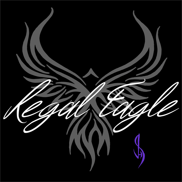 Image for Regal Eagle font