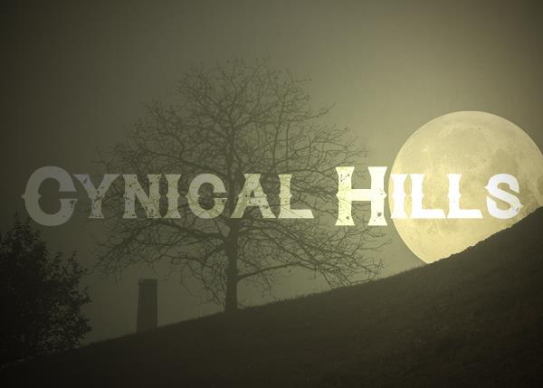 Cynical Hills font by Font Monger