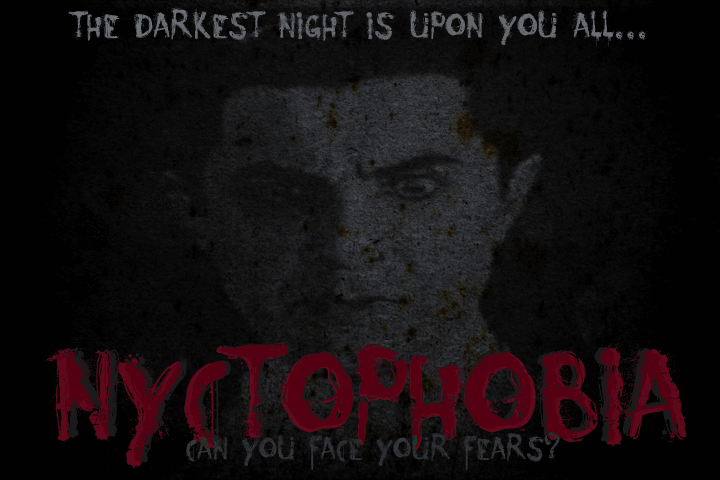 Image for Nyctophobia font