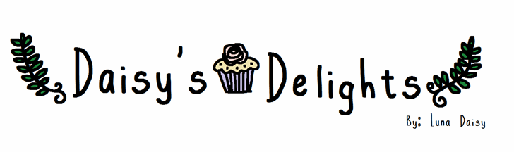 Image for <Daisy's-Delights>  font