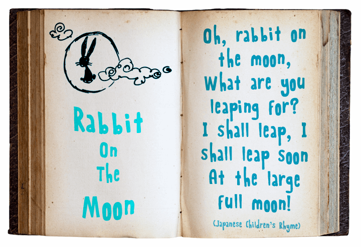 Image for Rabbit On The Moon font