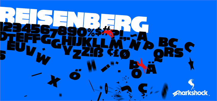 Image for Reisenberg font