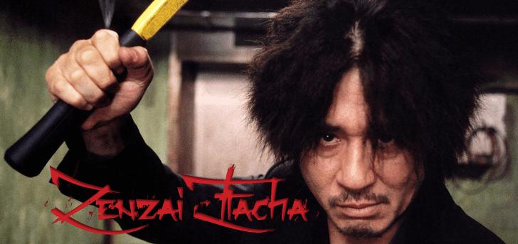 Zenzai Itacha font by Maellekeita