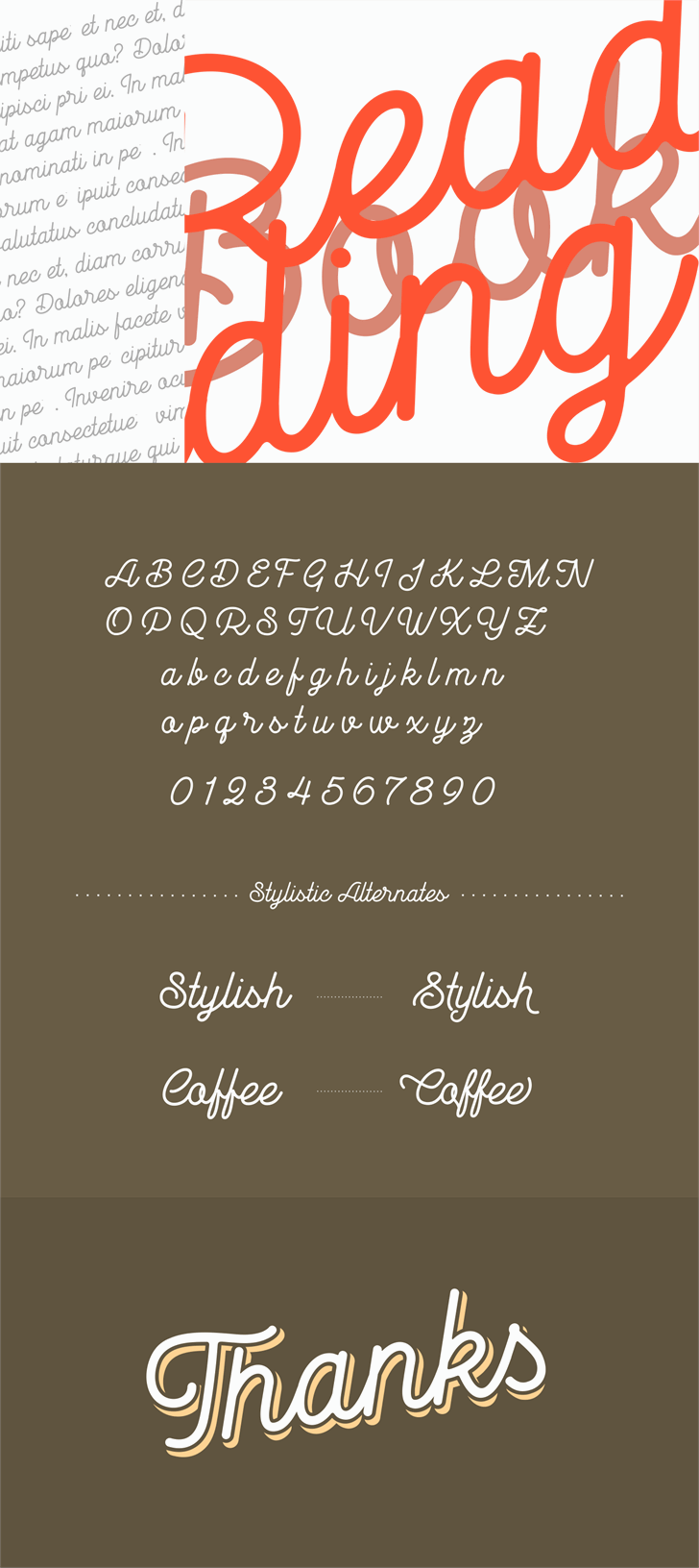 Image for Goldana Base font