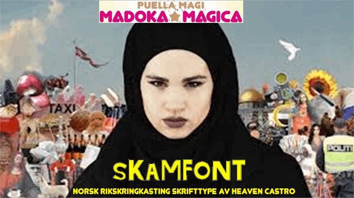 Image for Skamfont