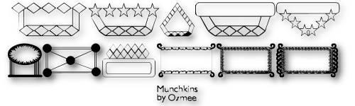 Image for Munchkins font