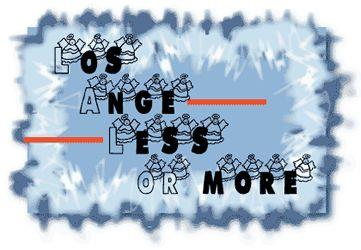 Image for Los Angeles font