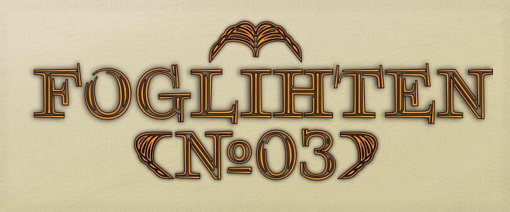 Image for FoglihtenNo03 font