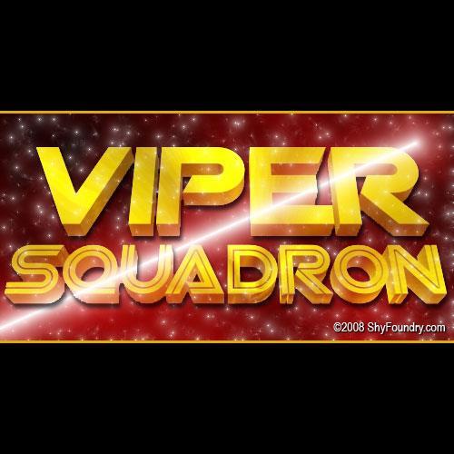 Image for SF Viper Squadron font