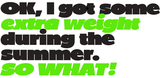 Image for BP Diet font