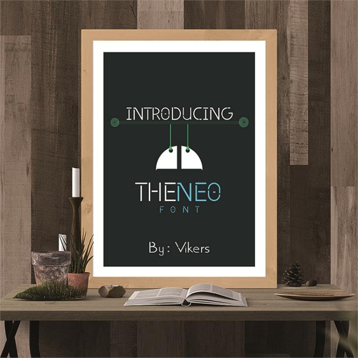 neo font by vikers