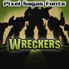 Image for Wreckers font