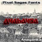 Image for Anayanka font