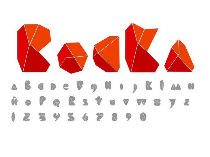 Image for ROCKA font