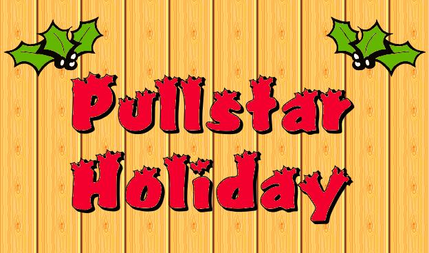 Image for Pullstar font