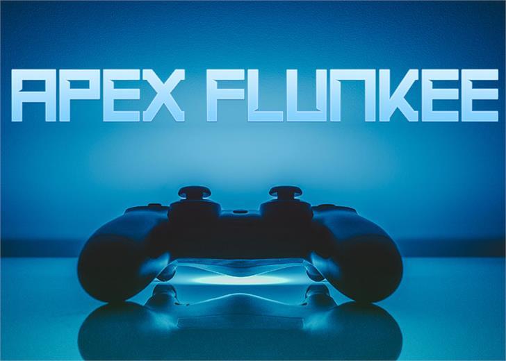 Image for Apex Flunkee font