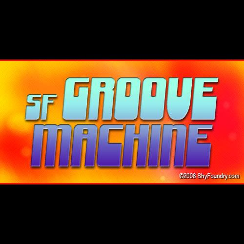 SF Groove Machine font by ShyFoundry