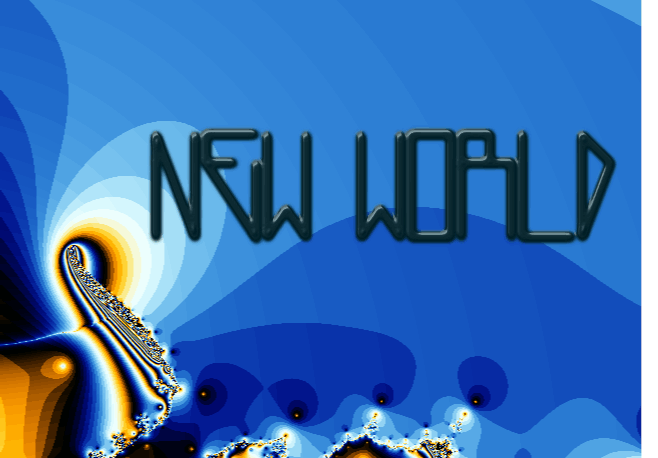Image for NewWorld font