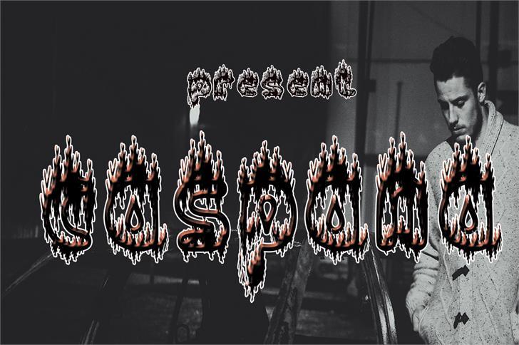 Image for Caspana font