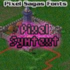 Image for Pixel Symtext font