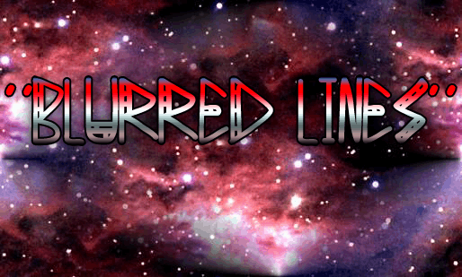 Image for Blurred Lines font
