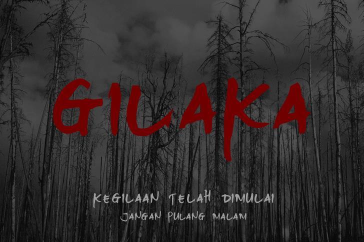 Image for Gilaka font