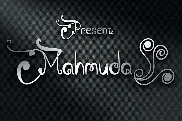 Image for Mahmuda font