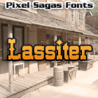 Image for Lassiter font