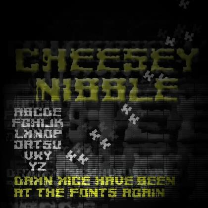 Image for Cheesey font
