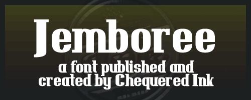 Image for Jemboree font