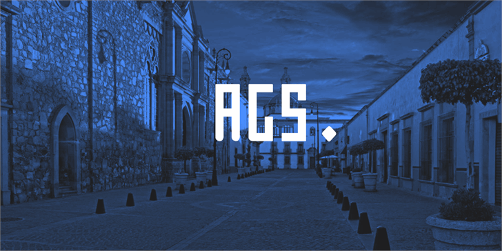 Image for Ags font