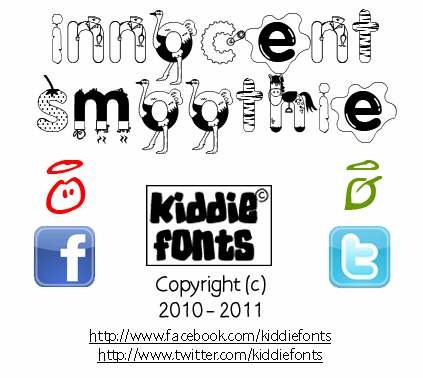 Image for Innocent Smoothie font