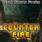 Image for Counterfire font