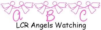 Image for LCR Angels Watching font