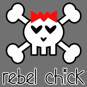 Image for Rebel Chick font
