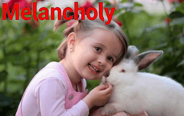 Image for Melancholy font