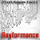 Image for Bayformance font
